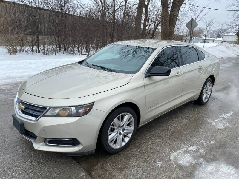 2014 Chevrolet Impala for sale at Posen Motors in Posen IL