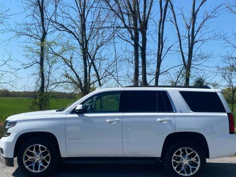 2020 Chevrolet Tahoe for sale at RAYBURN MOTORS in Murray KY