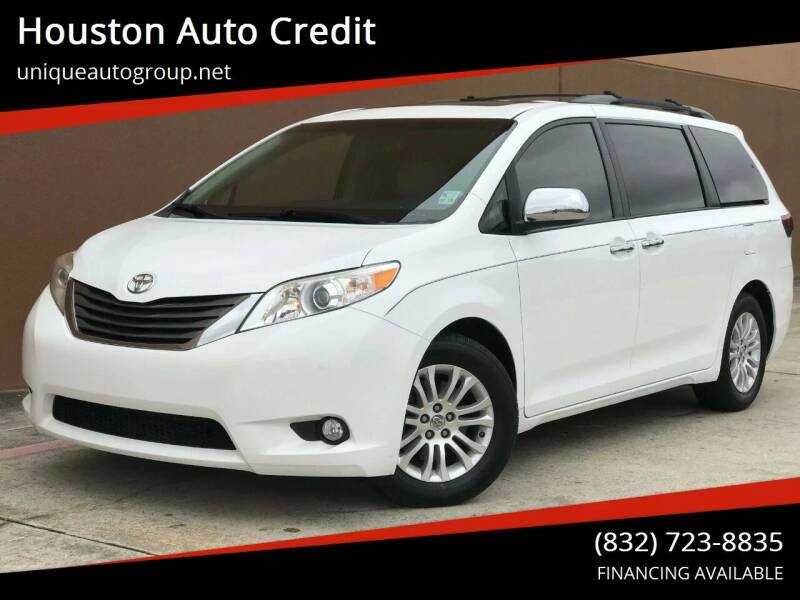 2013 Toyota Sienna for sale at Houston Auto Credit in Houston TX