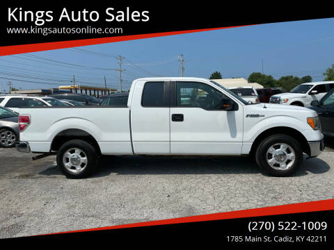 2009 Ford F-150 for sale at Kings Auto Sales in Cadiz KY