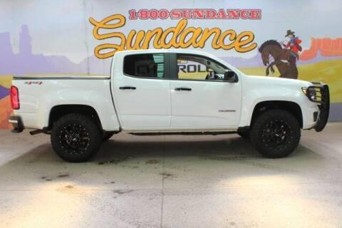 2020 Chevrolet Colorado for sale at Sundance Chevrolet in Grand Ledge MI