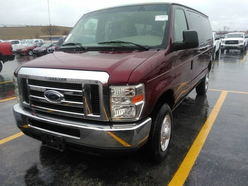 2008 Ford E-Series Wagon for sale at Quick Stop Motors in Kansas City MO