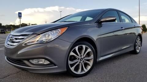 2014 Hyundai Sonata for sale at Drivemiles in Marietta GA