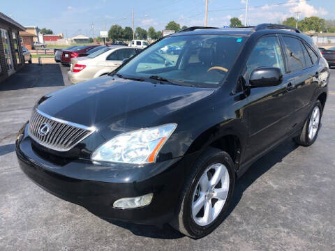 2007 Lexus RX 350 for sale at Kasterke Auto Mart Inc in Shawnee OK
