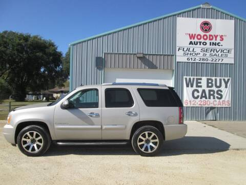 2007 GMC Yukon for sale at Woody's Auto Sales Inc in Randolph MN