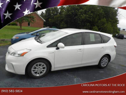 2013 Toyota Prius v for sale at Carolina Motors at the Rock - Carolina Motors-Thomasville in Thomasville NC