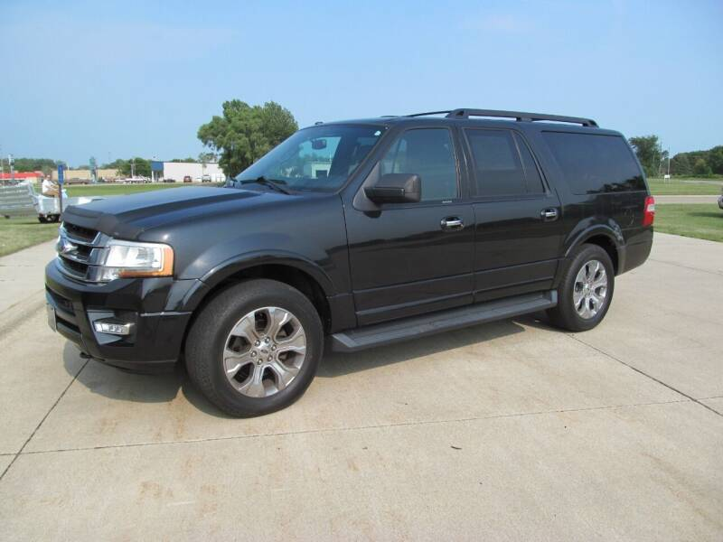 2015 Ford Expedition EL for sale at Flaherty's Hi-Tech Motorwerks in Albert Lea MN
