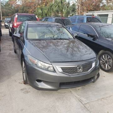 2008 Honda Accord for sale at SUNRISE AUTO SALES in Gainesville FL