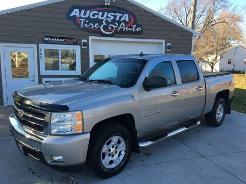 2008 Chevrolet Silverado 1500 for sale at Augusta Tire & Auto in Augusta WI