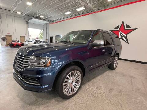 2017 Lincoln Navigator for sale at CarNova - Shelby Township in Shelby Township MI