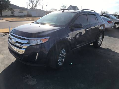 2011 Ford Edge for sale at Westok Auto Leasing in Weatherford OK