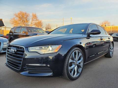 2015 Audi A6 for sale at LA Motors LLC in Denver CO