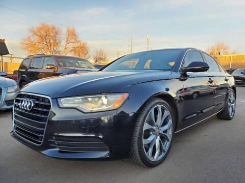 2015 Audi A6 for sale at LA Motors LLC in Denver CO