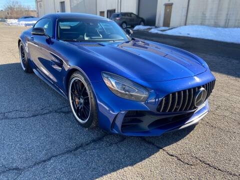 2018 Mercedes-Benz AMG GT for sale at International Motor Group LLC in Hasbrouck Heights NJ