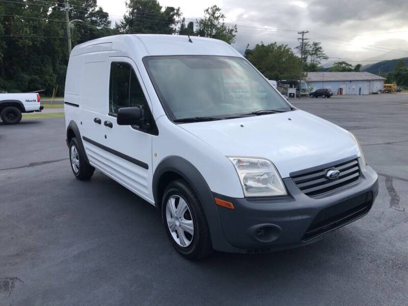 2012 Ford Transit Connect for sale at KNK AUTOMOTIVE in Erwin TN
