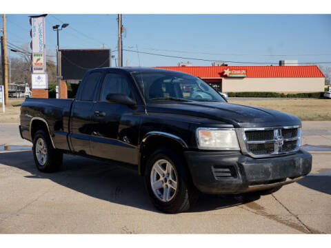 2008 Dodge Dakota for sale at Sand Springs Auto Source in Sand Springs OK