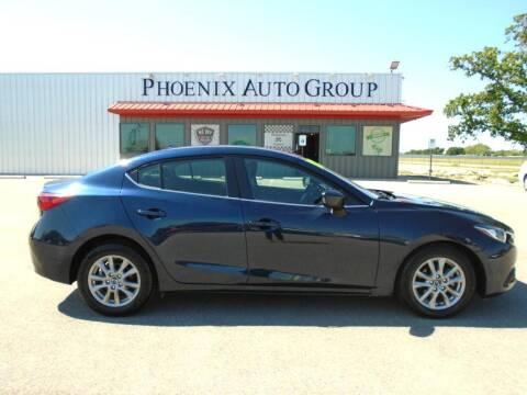 2015 Mazda MAZDA3 for sale at PHOENIX AUTO GROUP in Belton TX