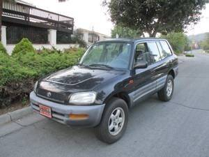 1997 Toyota RAV4 for sale at Inspec Auto in San Jose CA