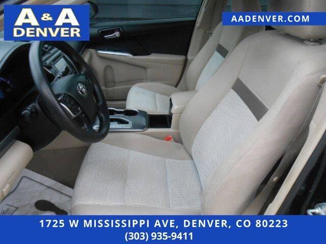 2013 Toyota Camry Hybrid LE 4dr Sedan - Denver CO