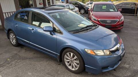 2010 Honda Civic for sale at Kidron Kars INC in Orrville OH