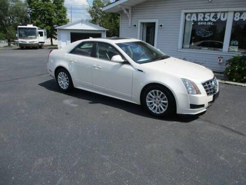 2013 Cadillac CTS for sale at Cars 4 U in Liberty Township OH
