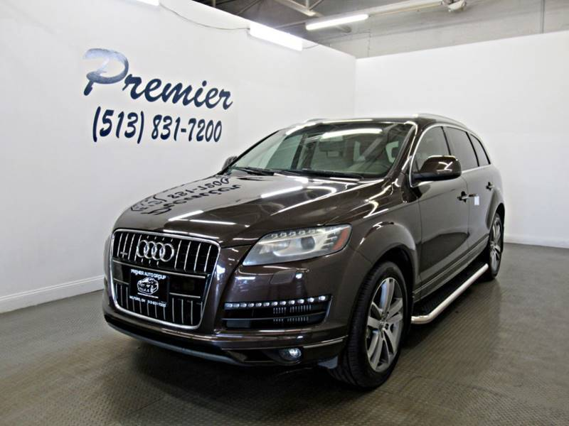 2011 Audi Q7 for sale at Premier Automotive Group in Milford OH
