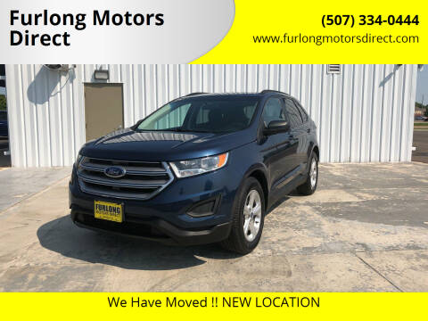 2017 Ford Edge for sale at Furlong Motors Direct in Faribault MN