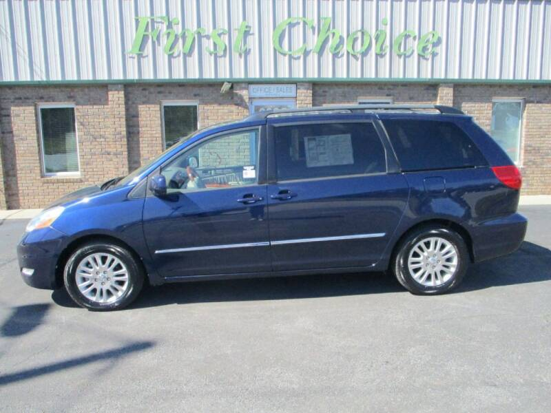 2007 Toyota Sienna for sale at First Choice Auto in Greenville SC