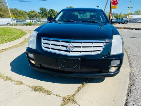 2006 Cadillac STS for sale at Xtreme Auto Mart LLC in Kansas City MO