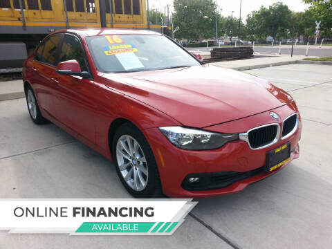 2016 BMW 3 Series for sale at Super Cars Sales Inc #1 in Oakdale CA