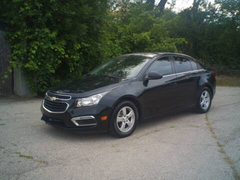 2016 Chevrolet Cruze Limited for sale at BestBuyAutoLtd in Spring Grove IL