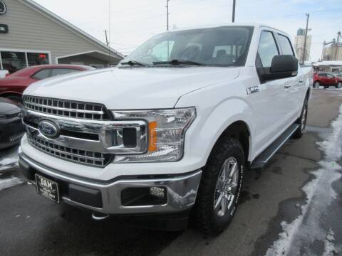 2018 Ford F-150 for sale at Dam Auto Sales in Sioux City IA