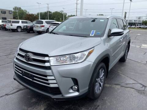 2018 Toyota Highlander for sale at Cappellino Cadillac in Williamsville NY