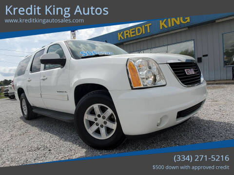 2010 GMC Yukon XL for sale at Kredit King Autos in Montgomery AL
