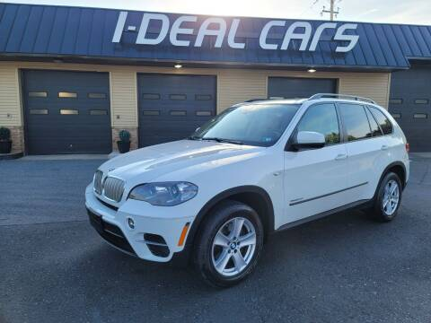 2012 BMW X5 for sale at I-Deal Cars in Harrisburg PA