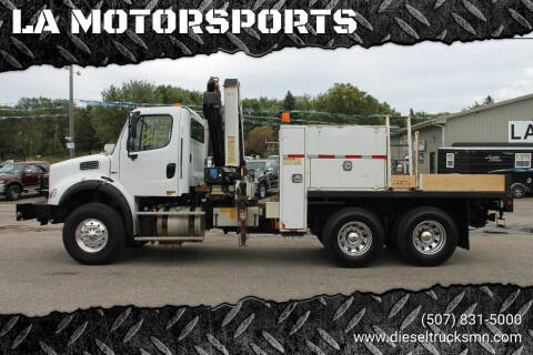 2012 Freightliner M2 112V for sale at LA MOTORSPORTS in Windom MN