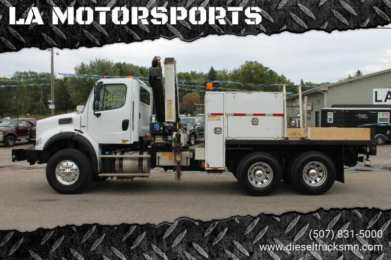 2012 Freightliner M2 112V for sale at LA MOTORSPORTS in Windom MN