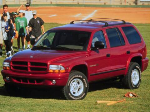 1999 Dodge Durango for sale at Douglass Automotive Group - Jubilee Mitsubishi in Waco TX