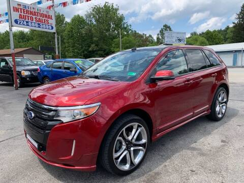2013 Ford Edge for sale at INTERNATIONAL AUTO SALES LLC in Latrobe PA