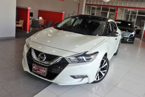 2017 Nissan Maxima for sale at Quality Auto Center of Springfield in Springfield NJ