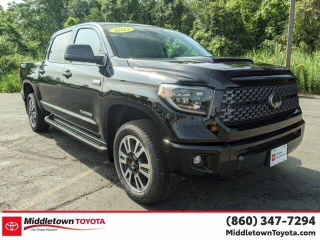 2021 Toyota Tundra for sale in Middletown, CT