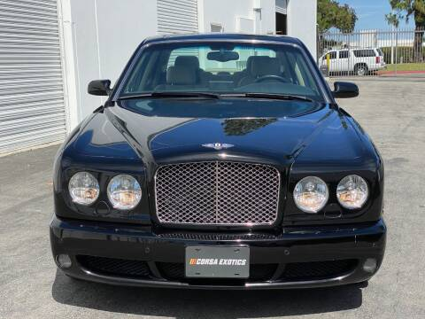 2005 Bentley Arnage for sale at Corsa Exotics Inc in Montebello CA