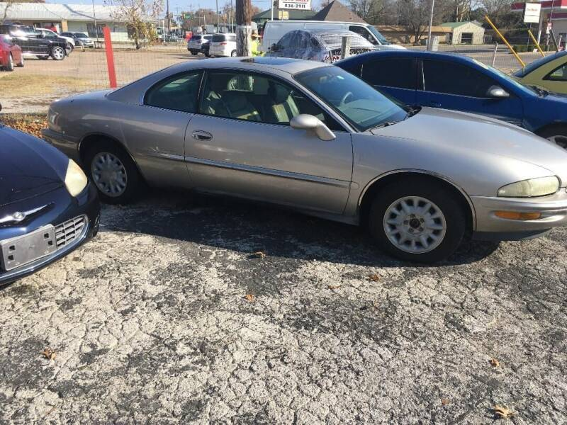 1996 Buick Riviera for sale at Used Car City in Tulsa OK