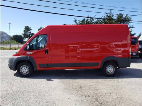 2017 RAM ProMaster Cargo for sale at Dealers Choice Inc in Farmersville CA