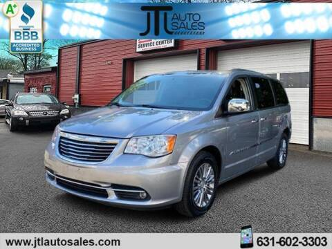 2013 Chrysler Town and Country for sale at JTL Auto Inc in Selden NY