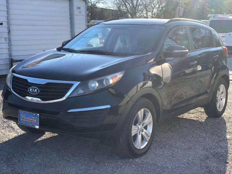 2011 Kia Sportage for sale at Jump and Drive LLC in Humble TX