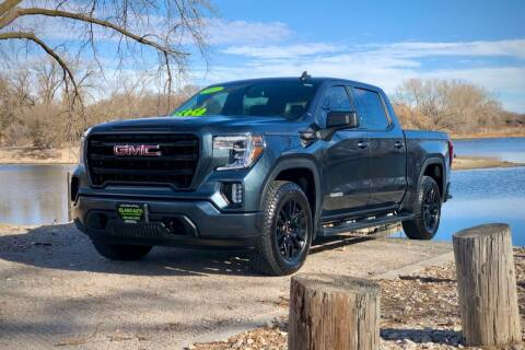 2019 GMC Sierra 1500 for sale at Island Auto in Grand Island NE