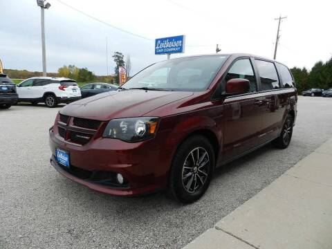 2019 Dodge Grand Caravan for sale at Leitheiser Car Company in West Bend WI