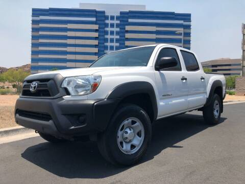 2013 Toyota Tacoma for sale at Day & Night Truck Sales in Tempe AZ