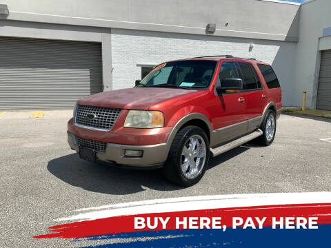 2003 Ford Expedition for sale at Mid City Motors Auto Sales - Mid City North in N Fort Myers FL